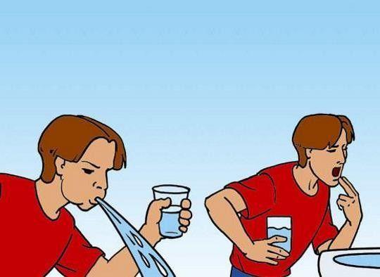Первая помощь в домашних условиях при отравлении алкоголем