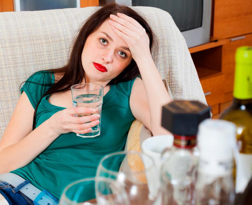 Влияние и последствия алкогольной интоксикации на организм