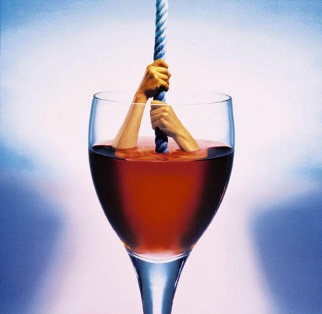 Продолжительность присутствия алкоголя в крови