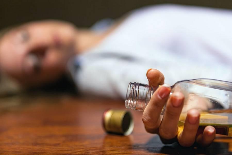 Признаки острого алкогольного отравления