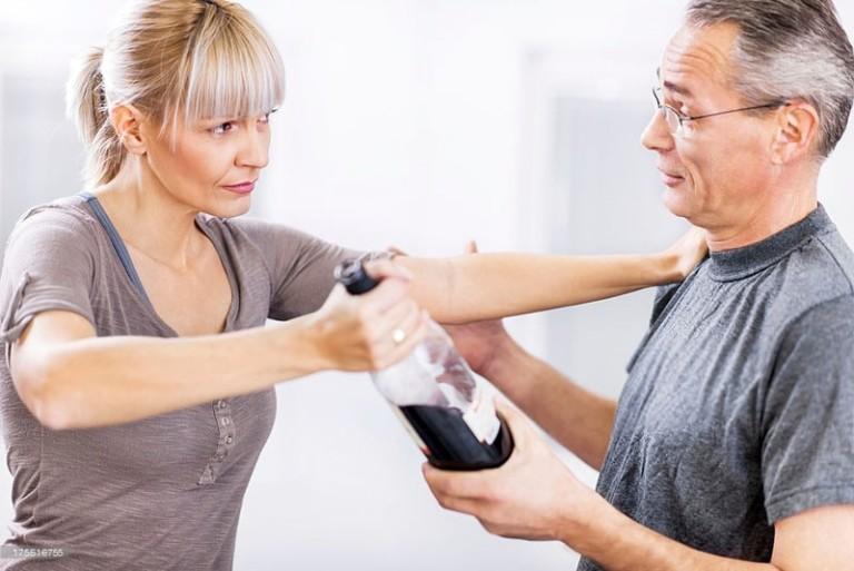 Как себя вести, если муж – алкоголик
